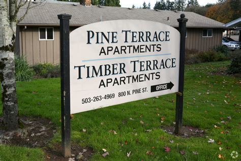 pine terrace apartments pine terrace apartments rentals canby or apartments