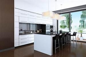 style de cuisine moderne obasinccom With style de cuisine moderne photos