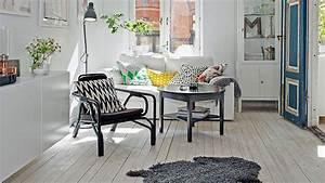 Salon Design Scandinave : deco scandinave design scandinave style nordique pastel blanc et bois c t maison ~ Preciouscoupons.com Idées de Décoration
