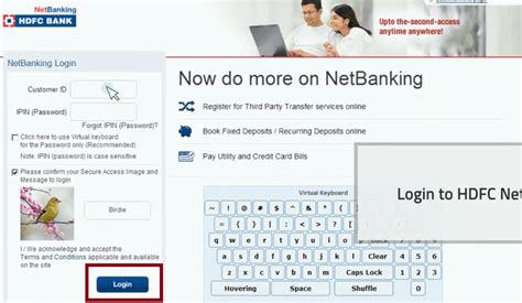 login account mobile number how to change mobile number in hdfc bank
