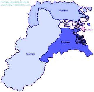 sriady faisal provinsi kalimantan utara