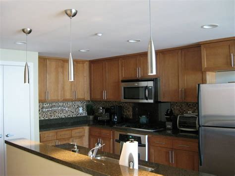 Kitchen Island Light Fixtures Ideas by 15 Best Collection Of Stainless Steel Pendant Lights For