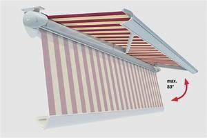 typ vollkassette lewens markisen With markise balkon mit tapete decke bad