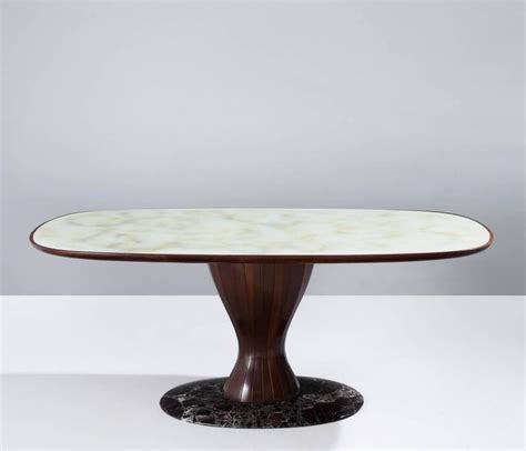 marble glass dining table italian pedestal dining table in wood marble and glass