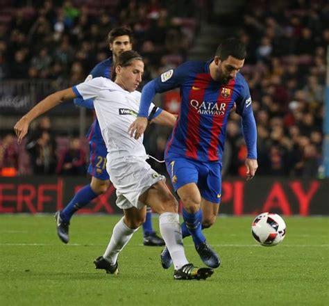 Barcelona 7-0 Hercules (Maç Özeti) - Zapkolik