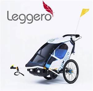 Fahrradanhänger Kinder Test : leggero fahrradanh nger enso im test kidsgo ~ Kayakingforconservation.com Haus und Dekorationen