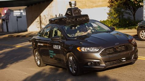 Uber's Self-driving Cars Are Back On The Road After An