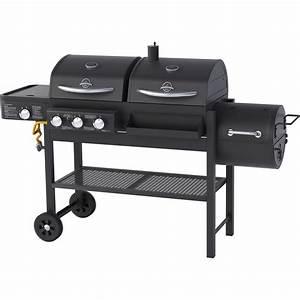Gas Kohle Grill Kombination : jamestown gas holzkohle kombi grillstation dean mit ~ Watch28wear.com Haus und Dekorationen