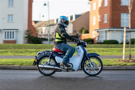 Honda Cub C125 Backgrounds by Honda Cub C125 2019 On Review