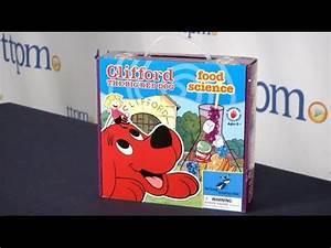Clifford the big red dog food science from the young for Big red dog food