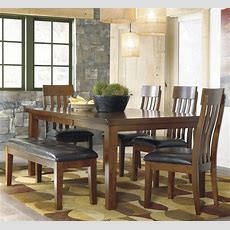Signature Design By Ashley Ralene Casual 6 Piece Dining