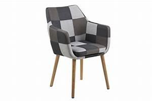 Ac Design Stuhl : ac design furniture 64865 armstuhl stoff mehrfarbig 58 x 58 x 84 cm retro stuhl ~ Frokenaadalensverden.com Haus und Dekorationen