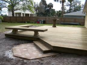 Building Porches And Decks pressure treated wood home partners painting and