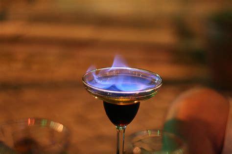 Flaming Lamborghini Cocktail Recipe
