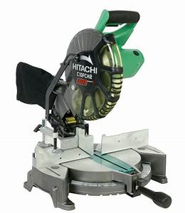 Hitachi C10FCH2 10 034 15Amp Compound Miter Saw Tool with ...