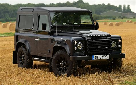 land rover defender  autobiography uk