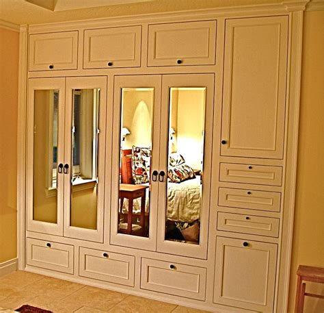 Beveled Mirror Closet Doors by Built In Cedar Lined Closet With Beveled Mirror Doors Yelp