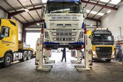 Volvo Trucks Dealer Opens New Site In Bridgwater