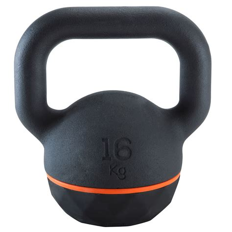 kettlebell kg decathlon 16kg