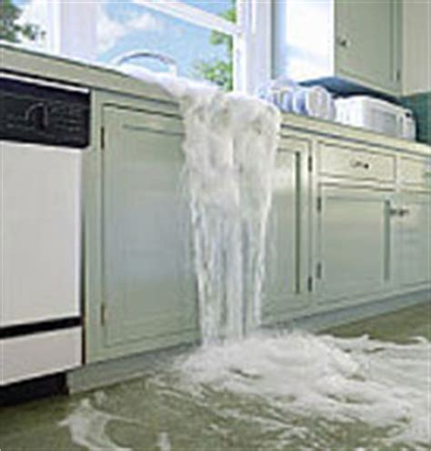 kitchen sink flooding water extraction san jose water cleanup removal service 2714