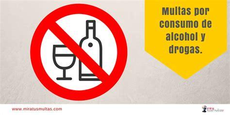 Multas De Radar Por Qué Y Cómo Nos Multas Por Consumo De Y Drogas Límites Entre