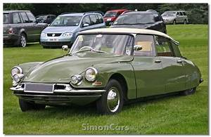 Id Auto : simon cars citroen ds and id ~ Gottalentnigeria.com Avis de Voitures