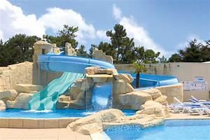 camping 4 etoiles en vendee piscines toboggans saint With camping st hilaire de riez avec piscine