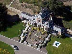 1 story home plans michael jackson 39 s 39 neverland 39 hits market with new name