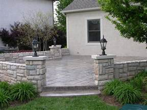 Cost Stamped Concrete Photo