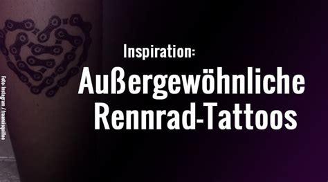 inspiration aussergewoehnliche fahrrad tattoos ciclistanet