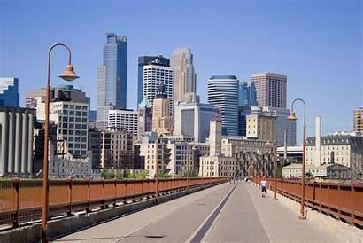 Minneapolis Skyline Minnesota Mn Wallpapers History Backgrounds