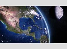 Earth View From Space Europe Stock Footage Video 2179909