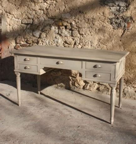 bureau de charme bureau patine a tiroirs meubles de charme provencal
