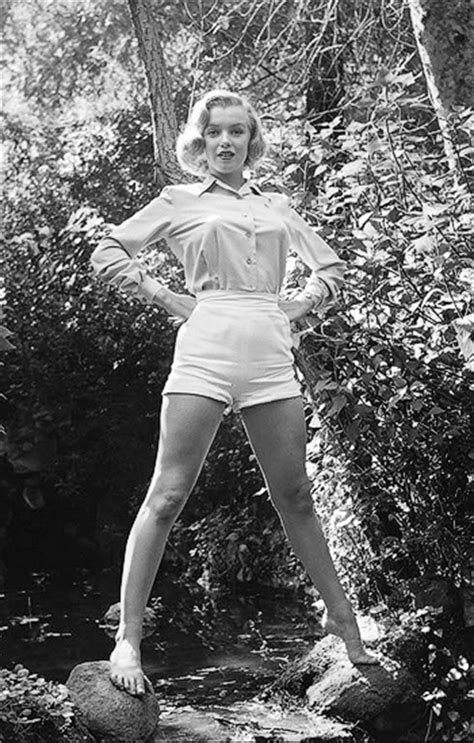 marilyn monroe  age    griffith park los angeles