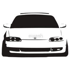 tshirt my eg estillo bdc i my honda civic eg hatchback vinyl decal sticker honda civic eg honda honda civic