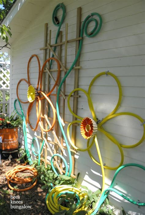 11 Awesome Ways To Repurpose Old Garden Hoses