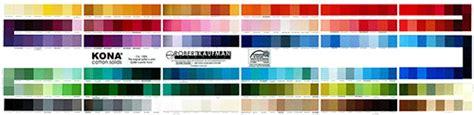 kona cotton color card robert kaufman fabrics kona 174 cotton cotton quilting fabric