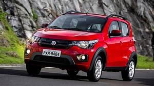 Fiat Mobi Ganha S U00e9rie Especial Way Extreme Por R  43 490
