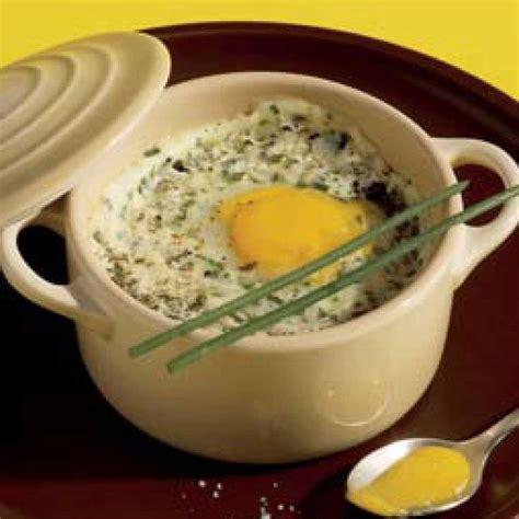 cuisiner une caille œuf de caille en cocotte et en faisselle façon cervelle de canut une recette terroir cuisine