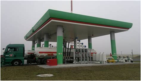 automated systems  lpg  petroleum products loading