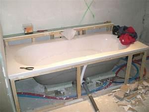 Comment Installer Une Baignoire : installer une salle de bain l tage ~ Dailycaller-alerts.com Idées de Décoration