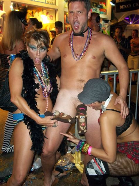 Key West Festival Some Amazing Nude Women Full Size