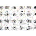 Pokemon Sprites Transparent Bw Sprite Pokedex Sheet