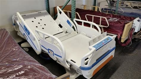 stryker hospital bed hospital beds reconditioned used electric hospital beds