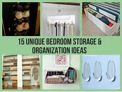 15 Unique Bedroom Storage Organization Ideas Need More Ideas How About These 25 DIY Home Organization Ideas How To Clean Your Room DIY Room Organization And Storage Ideas Organization Read Diy Room Ideas Storage Office Home Ideas Diy Ideas