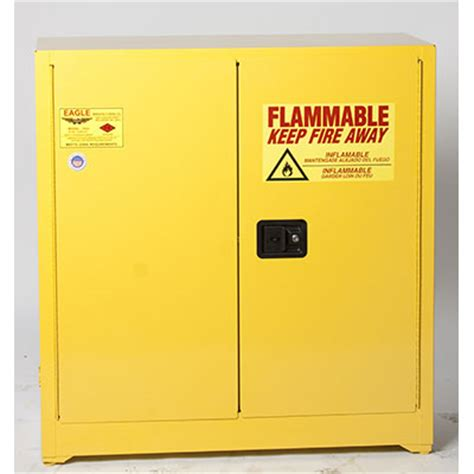 flammable safety cabinets used 1932 flammable liquid safety storage cabinet 30 gal