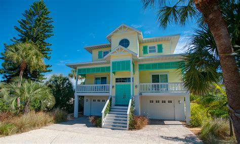 Anna Maria Vacation Rental Willow Beach House 5BR 3.5BA