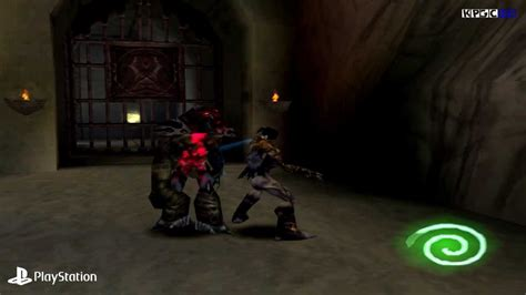[ps1] Legacy Of Kain Soul Reaver Gameplay With Epsxe (full