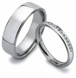 his and his wedding rings his wedding bands wedding dress from je t 39 aime hitched co uk