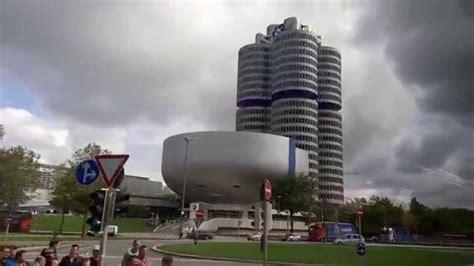 bmw headquarters munich germany youtube